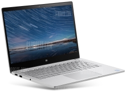 $619 with coupon for Xiaomi Air 13 Notebook – SILVER WINDOWS 10 CHINESE VERSION from GearBest