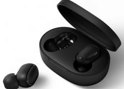 $ 18 med kupon til Xiaomi Airdots Basic TWS bluetooth 5.0-øretelefon Mi True Wireless Earbuds Global Version Bilateral Call Stereo med opladningsboks fra BANGGOOD