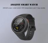 € 112 s kuponem pro hodinky AMAZFIT Verge Smart Xiaomi Ecosysterm - CARBON GRAY od GearBest