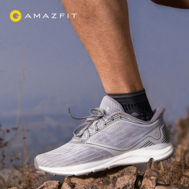 €24 with coupon for Xiaomi Amazfit Men Outdoor Running Shoes from GEARVITA