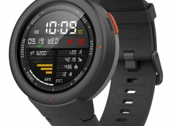 € 97 avec coupon pour Xiaomi Version internationale Amazfit Verge AMOLED IP68 GPS + GLONASS 5Days Montre intelligente en veille de BANGGOOD
