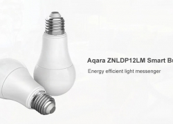 $11 with coupon for Xiaomi Aqara ZNLDP12LM LED Smart Bulb from GearBest