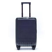 $93 with coupon for Xiaomi Business 20 inch Opening Cabin Boarding Suitcase  –  GRAY from GearBest