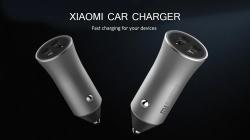 $ 6 з купоном для Xiaomi CC05ZM 18W Подвійний USB порт дизайн автомобіля зарядний пристрій від GearVita