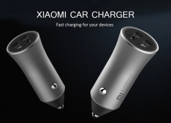 $10 with coupon for Xiaomi CC05ZM 18W Double USB Port Design Car Charger from GearBest