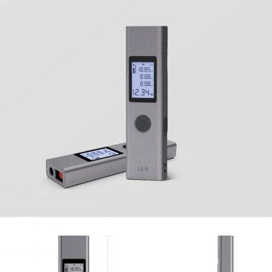 13 € s kupónom na laserový diaľkomer Xiaomi Duka LS-P 40m dobíjateľné vysoko presné infračervené meranie od spoločnosti BANGGOOD