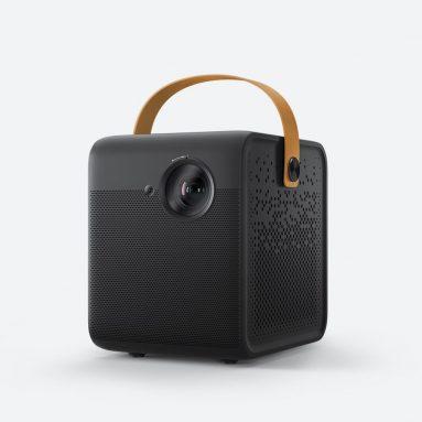326 € s kupónem na Xiaomi Ecosystem Wemax Smart DMD projektor 550ANSI 1080P Full HD z EU CZ ES SKLADOVÉ BANGGOOD