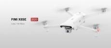 € 287 med kupon til FIMI X8 SE 2020 8KM FPV Med 3-akset Gimbal 4K-kamera HDR Video GPS 35mins Flyvetid RC Quadcopter RTF One Battery Version - Ingen FIMI Premium Care fra EU CZ ES lager BANGGOOD