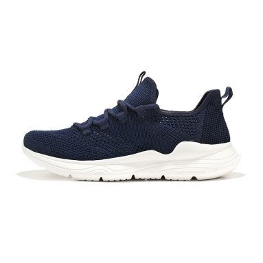 €25 with coupon for Xiaomi FREETIE Fly Knit Men Sneakers Honeycomb Breathable Ultralight High Elastic EVA Sports Running Shoes from BANGGOOD