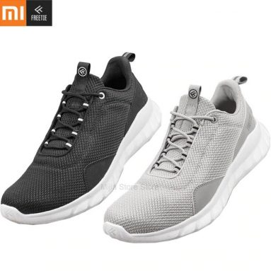 €22 with coupon for Xiaomi FREETIE Sneakers Men Light Sport Running Shoes Breathable Soft Casual Fashion Shoes from BANGGOOD