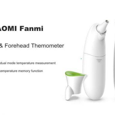 $ 19 với phiếu giảm giá cho Xiaomi Fanmi Dual Sử dụng màn hình LED thông minh kỹ thuật số cho tai & trán thông minh từ BANGGOOD