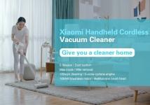 € 191 dengan kupon untuk Xiaomi Handheld Wireless Vacuum Cleaner - Putih EU Plug dari GEARBEST