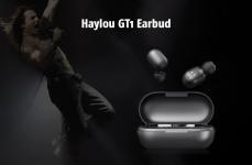 15 com cupom para fone de ouvido Xiaomi Haylou GT1 Mini TWS da TOMTOP