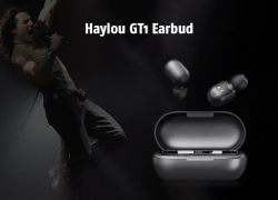 $18 with coupon for Xiaomi Haylou GT1 TWS Earphones Bluetooth 5.0 Fingerprint Touch from GEARVITA