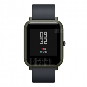 $55 with coupon for Xiaomi Huami AMAZFIT Bip Lite Version Smart Watch  –  INTERNATIONAL VERSION  DEEP GREEN from Gearbest