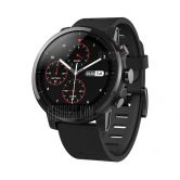 $155 with coupon for Xiaomi Huami Amazfit Smartwatch 2 Running Watch Stratos – BLACK from GearBest