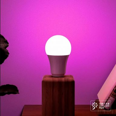 € 32 s kuponom za 3 kom. Xiaomi Inncap Smart LED žarulja šareno 10W E27 zatamnjena Lampada zatamnjena lampica Smart Night Light žarulja za mihome app xiaoai loT od BANGGOOD