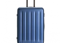 $129 flash sale for Xiaomi Large 28 inch Suitcase  –  BLUE from GearBest