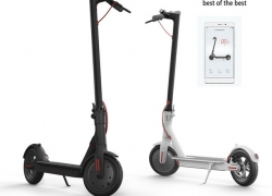 €302 with coupon for Xiaomi M365 Electric Scooter from BANGGOOD