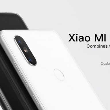 $415 with coupon for Xiaomi MI MIX 2S 4G Phablet 6GB RAM 128 ROM Global Version – WHITE from GearBest