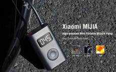 €37 with coupon for Xiaomi MIJIA Bicycle Pump High Pressure from GEARBEST