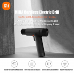 $ 112 के साथ कूपन के लिए Xiaomi MIJIA ताररहित इलेक्ट्रिक ड्रिल किट इलेक्ट्रिक पेचकश / ड्रिल MJWSZNJYDZ001QW TOMTOP