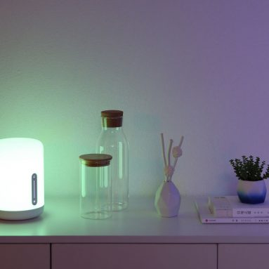 €22 with coupon for Xiaomi MIJIA MJCTD02YL LED Bedside Lamp from GEARVITA