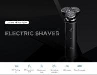 € 36 avec coupon pour rasoir électrique lavable à affichage LED Xiaomi MIJIA S500 de GEARBEST