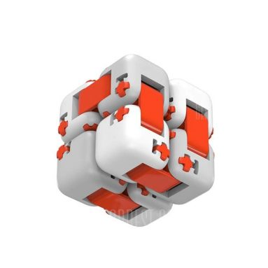 $4 with coupon for Xiaomi MITU Building Blocks Finger Fidget Anti-stress Toy  –  COLORMIX from GearBest