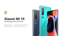 699 دولارًا مع قسيمة لـ Xiaomi Mi 10 6.67 Inch 5G Smartphone Global Version 8 + 128GB - Slate Grey من GEARBEST