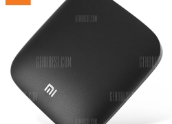 $58 with coupon for Xiaomi Mi Box (MDZ-16-AB) Android6.0 TV Box from LIGHTINTHEBOX