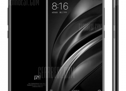 $429 with coupon for Xiaomi Mi 6 4G Smartphone  –  HK  Warehouse 6GB RAM 128GB ROM BLACK from GearBest