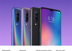 €398 with coupon for Xiaomi Mi9 Mi 9 Global Version 6.39 inch 48MP Triple Rear Camera NFC 6GB 64GB Snapdragon 855 Octa core 4G Smartphone – Blue from BANGGOOD