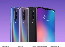$389 with coupon for Xiaomi Mi 9 4G Phablet Global Version 128GB ROM – Black from GEARBEST