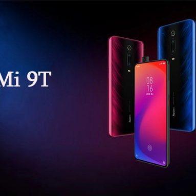 $ 379 sa kupon para sa Xiaomi Mi 9T 4G Smartphone 6GB RAM 128GB ROM Global na Bersyon mula sa GEARVITA