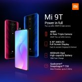 $285 with coupon for Xiaomi Mi 9T 4G Phablet 6GB RAM 64GB ROM Global Version – Blue from GEARBEST