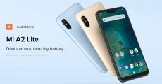 € 132 s kuponem pro Xiaomi Mi A2 Lite 4G Phablet 4GB RAM 64GB ROM Global Edition - BLACK od GearBest