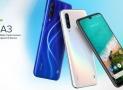 € 196 avec coupon pour Xiaomi Mi A3 Version mondiale 6.088 pouces AMOLED 48MP Triple caméra arrière 4GB 128GB Snapdragon 665 Octa core Smartphone 4G de BANGGOOD