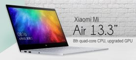 €699 with coupon for Xiaomi Mi Air 2019 13.3 inch Laptop Fingerprint Sensor – Gray from GEARBEST