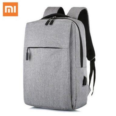 € 9 avec coupon pour Xiaomi Mi Backpack Classic Sac à dos d'affaires 17L Capacité étudiants Sac pour ordinateur portable Hommes Femmes Sacs Pour 15 pouces ordinateur portable
