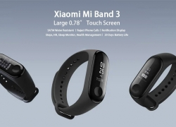 $20 with coupon for Xiaomi Mi Band 3 Smart Bracelet Wristband (Global Version) from GEARVITA