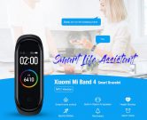 $42 with coupon for Xiaomi Mi Band 4 Smart Bracelet Bluetooth 5.0 NFC Version from GEARVITA