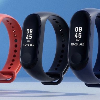 € 24 med kupong for Xiaomi Mi Band 4 Smart Armbånd Bluetooth 5.0 fra GEARVITA