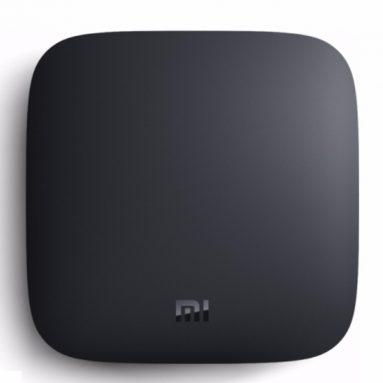 $ 54 với phiếu giảm giá cho [Phiên bản toàn cầu] Hộp Xiaomi MI Box 4K HD Smart TV từ TOMTOP