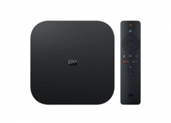 53 avec coupon pour Xiaomi Mi Box S Version mondiale de TV Box de GEARVITA