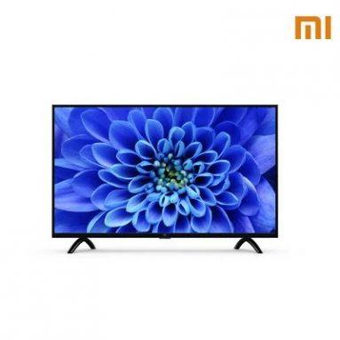 169 € s kupónem pro Xiaomi Mi Smart TV 4A 32 palcový televizor LED Triple Tuner HD Android EU Verze ze skladu EU GSHOPPER (pouze pro ES DE IT PT)