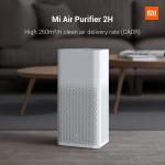 114 € med kupong for [Internasjonal versjon] Xiaomi Mi Mijia Air Purifier 2H Google Assistant Amazon Alexa Mi Home APP Control 260 m3 / h Partikler CADR EU CZ lager fra BANGGOOD