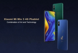 €586 with coupon for Xiaomi Mi Mix 3 4G Phablet 8GB RAM 256GB ROM – BLACK  from GearBest