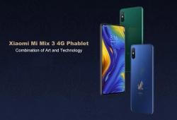 € 442 cu cupon pentru Xiaomi Mi Mix 3 4G Phablet versiune globală 6GB RAM 128GB ROM - BLACK de la GearBest