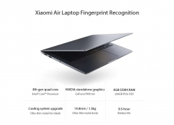 €699 with coupon for Xiaomi Mi Notebook Air Intel Core i5-8250U NVIDIA GeForce MX150 – DARK GRAY from GearBest